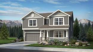 The Manchester - Eagle Brook Meadows: Loveland, Colorado - Challenger Homes