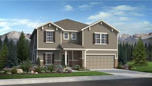 The Charleston - Eagle Brook Meadows: Loveland, Colorado - Challenger Homes