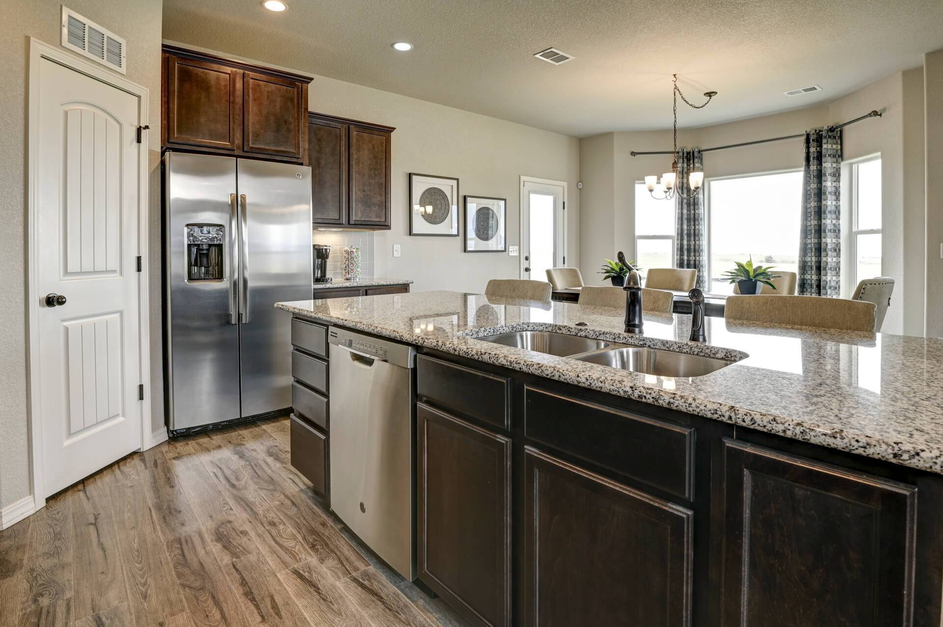 Kitchen featured in The Charleston By Challenger Homes in Greeley, CO