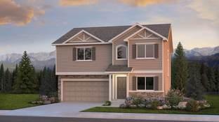 The Van Buren - Eagle Brook Meadows: Loveland, Colorado - Challenger Homes