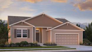 The Lancaster - Branding Iron at Sterling Ranch: Colorado Springs, Colorado - Challenger Homes