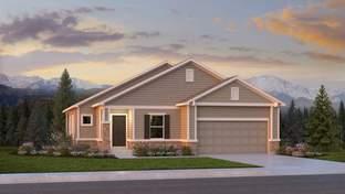 The Savannah - Sorrento: Mead, Colorado - Challenger Homes