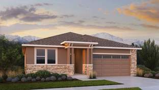 The Weisshorn - Revel at Wolf Ranch: Colorado Springs, Colorado - Challenger Homes