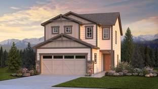 The Rio - Skyline Ridge: Colorado Springs, Colorado - Challenger Homes