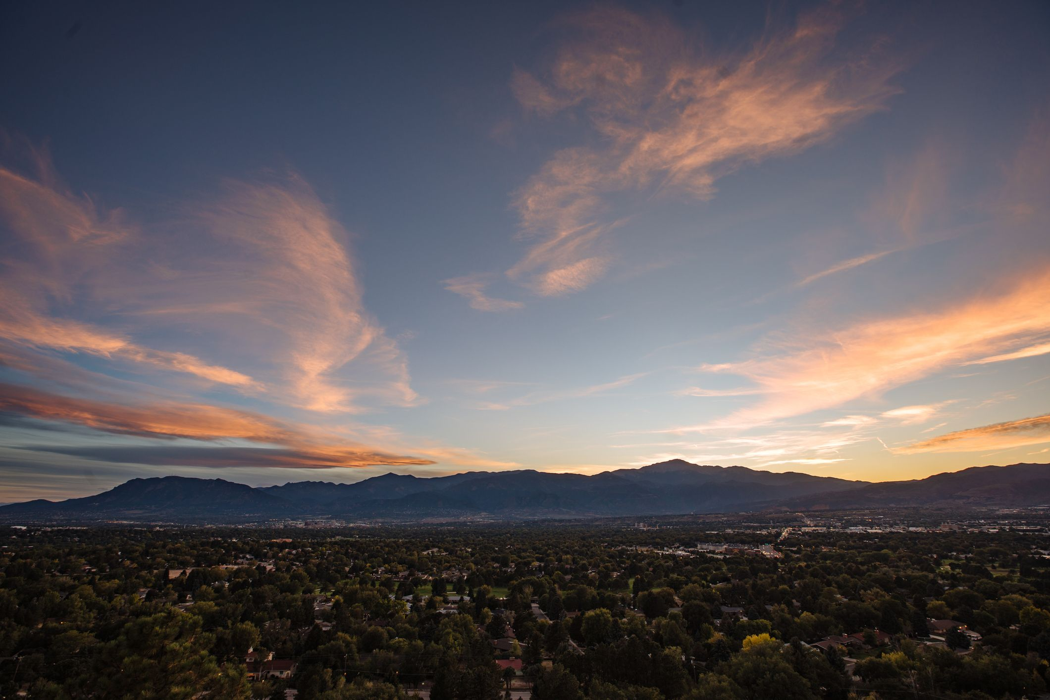 'The Enclaves at Mountain Vista Single Family Homes' by Challenger Homes in Colorado Springs