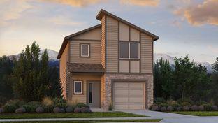 The Belford - Chapel Heights: Colorado Springs, Colorado - Challenger Homes