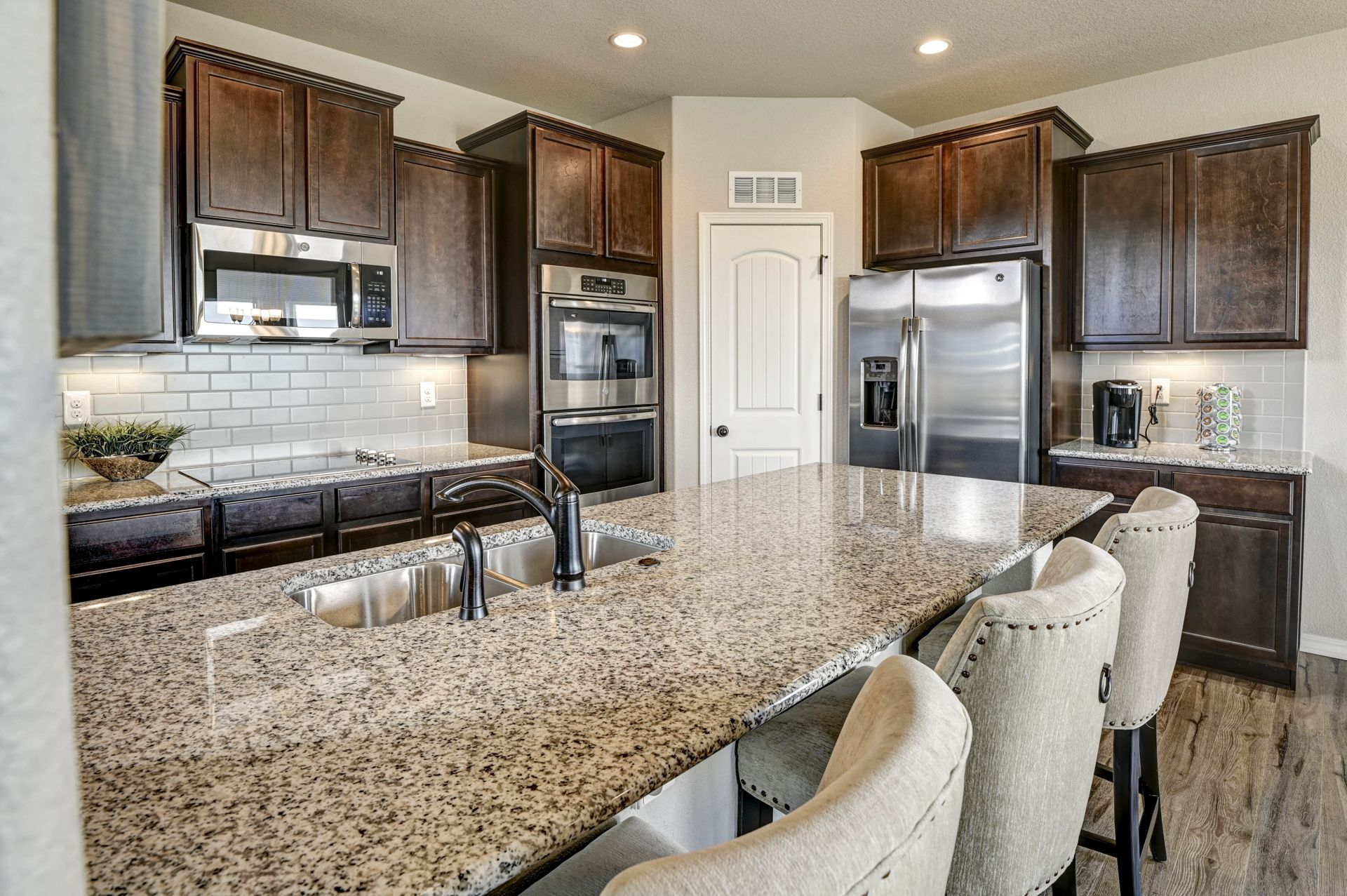 Kitchen featured in The Charleston By Challenger Homes in Colorado Springs, CO