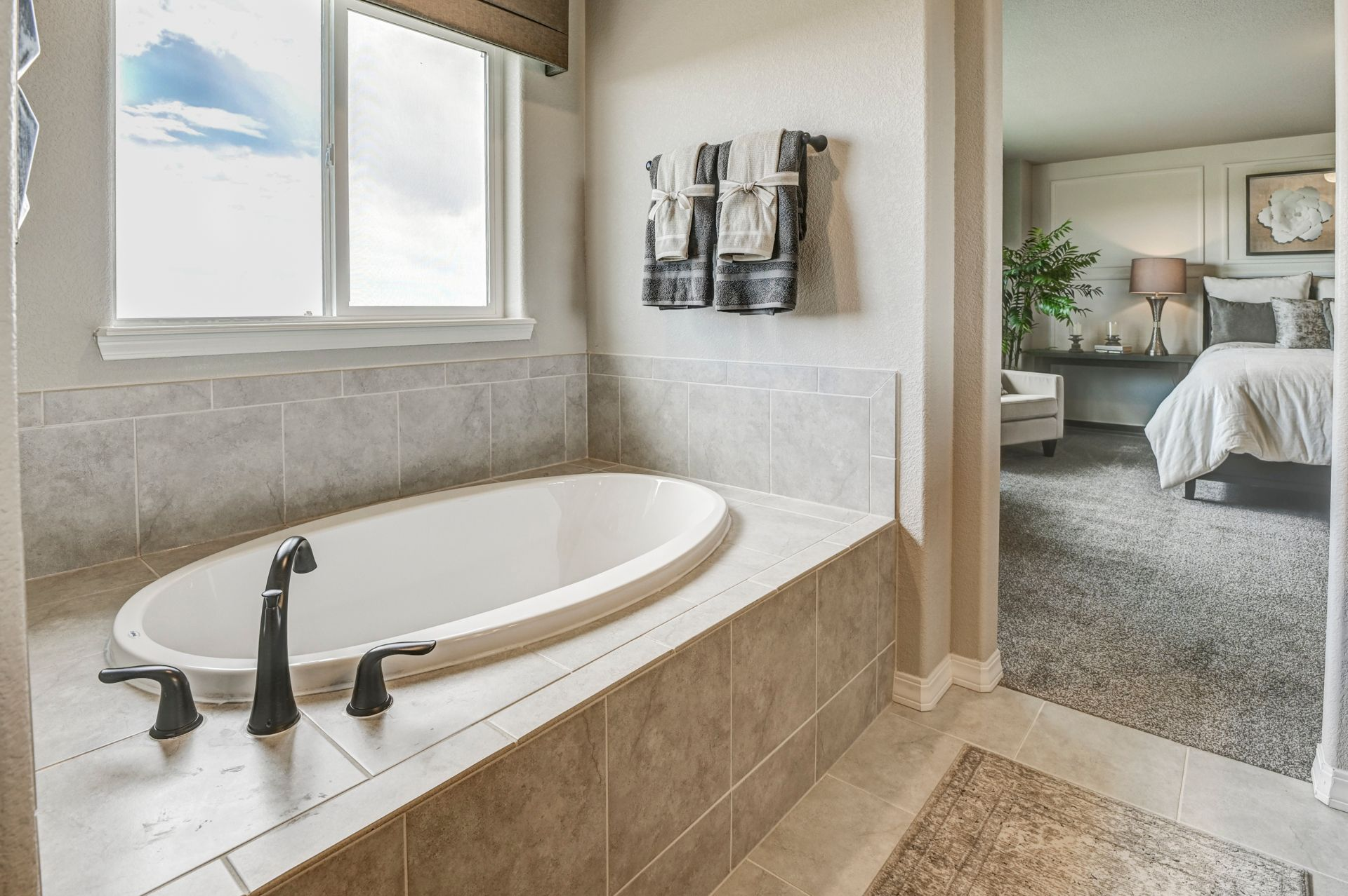 Bathroom featured in The Charleston By Challenger Homes in Colorado Springs, CO
