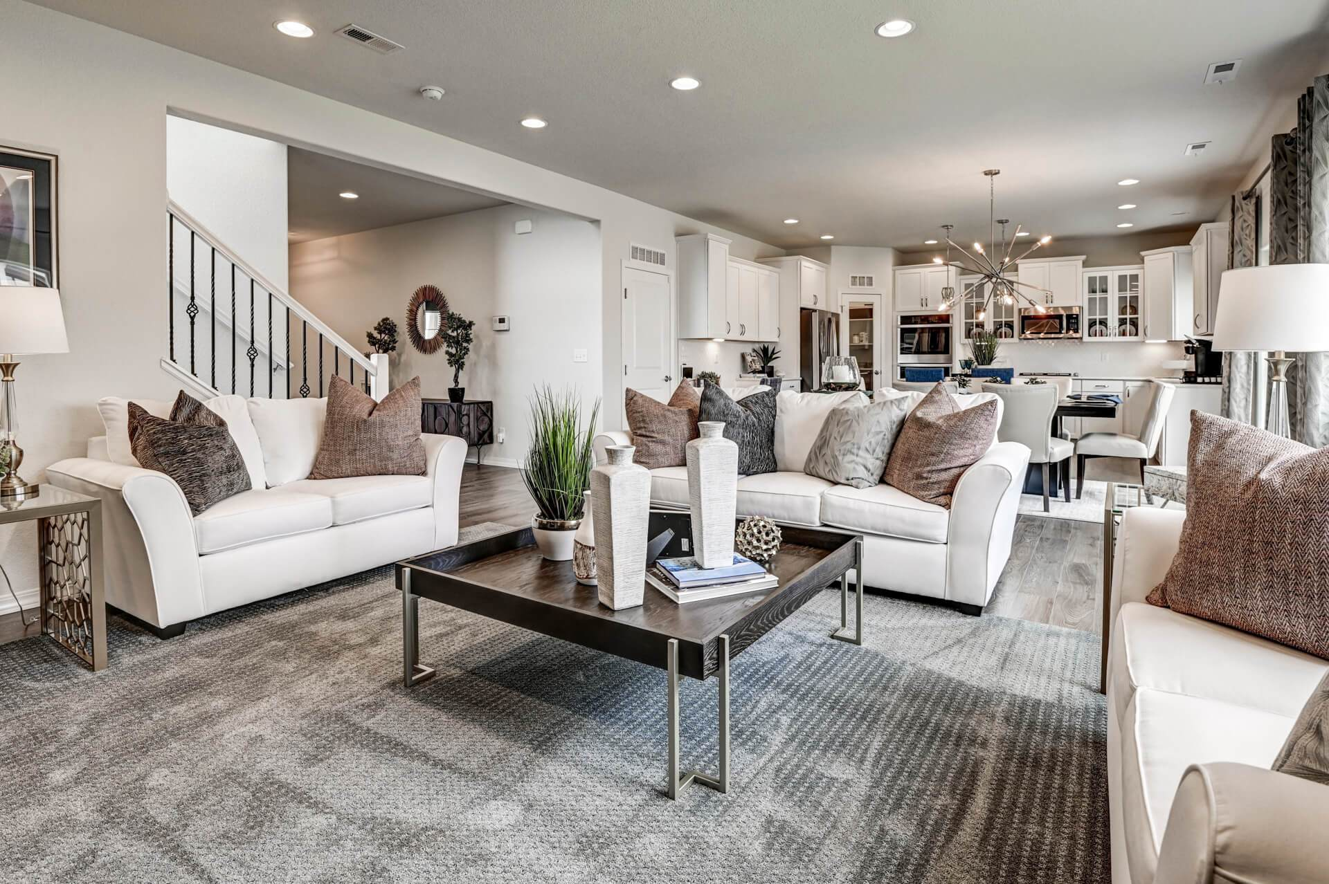 Living Area featured in The Manchester By Challenger Homes in Colorado Springs, CO