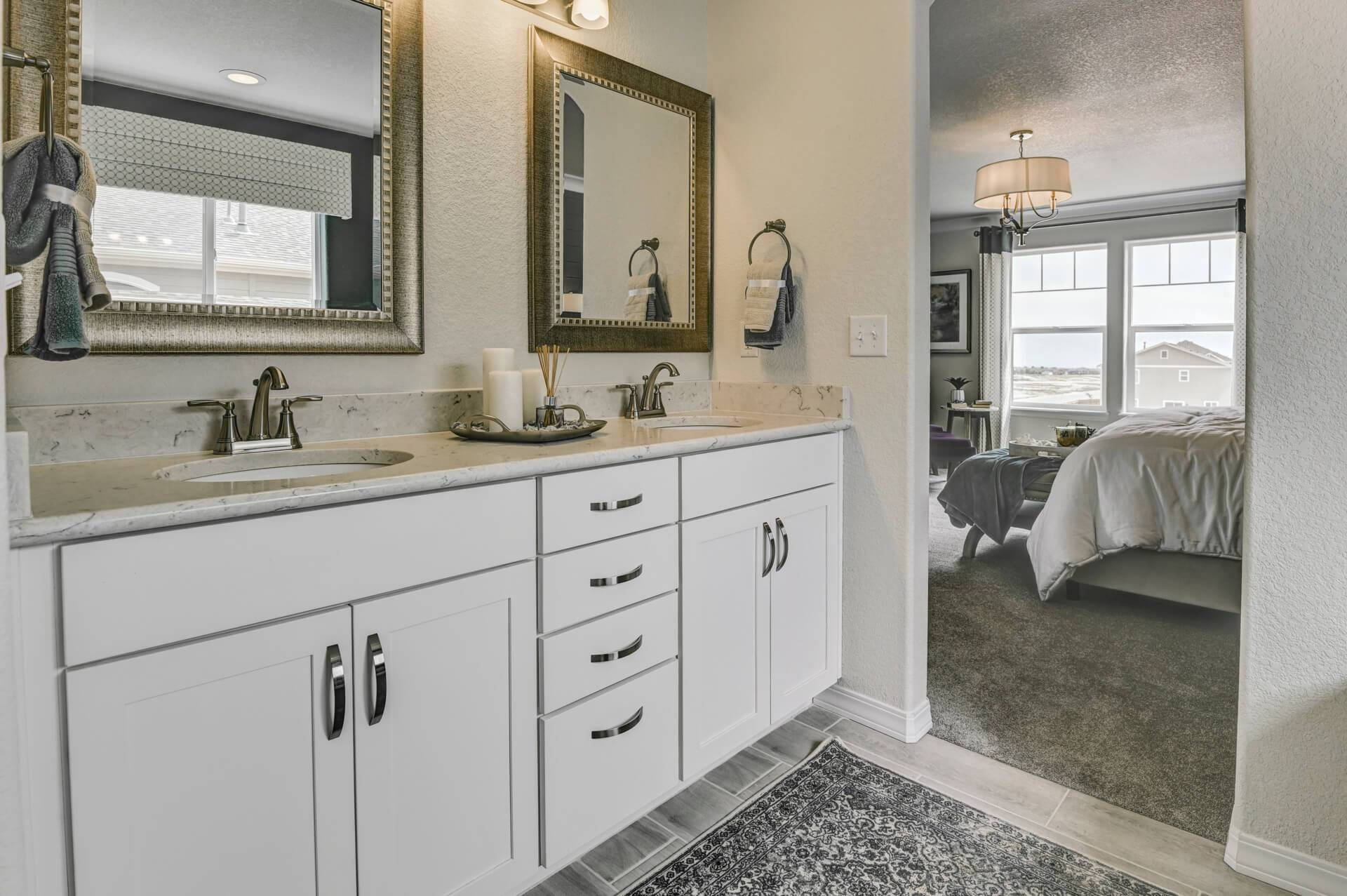 Bathroom featured in The Manchester By Challenger Homes in Colorado Springs, CO