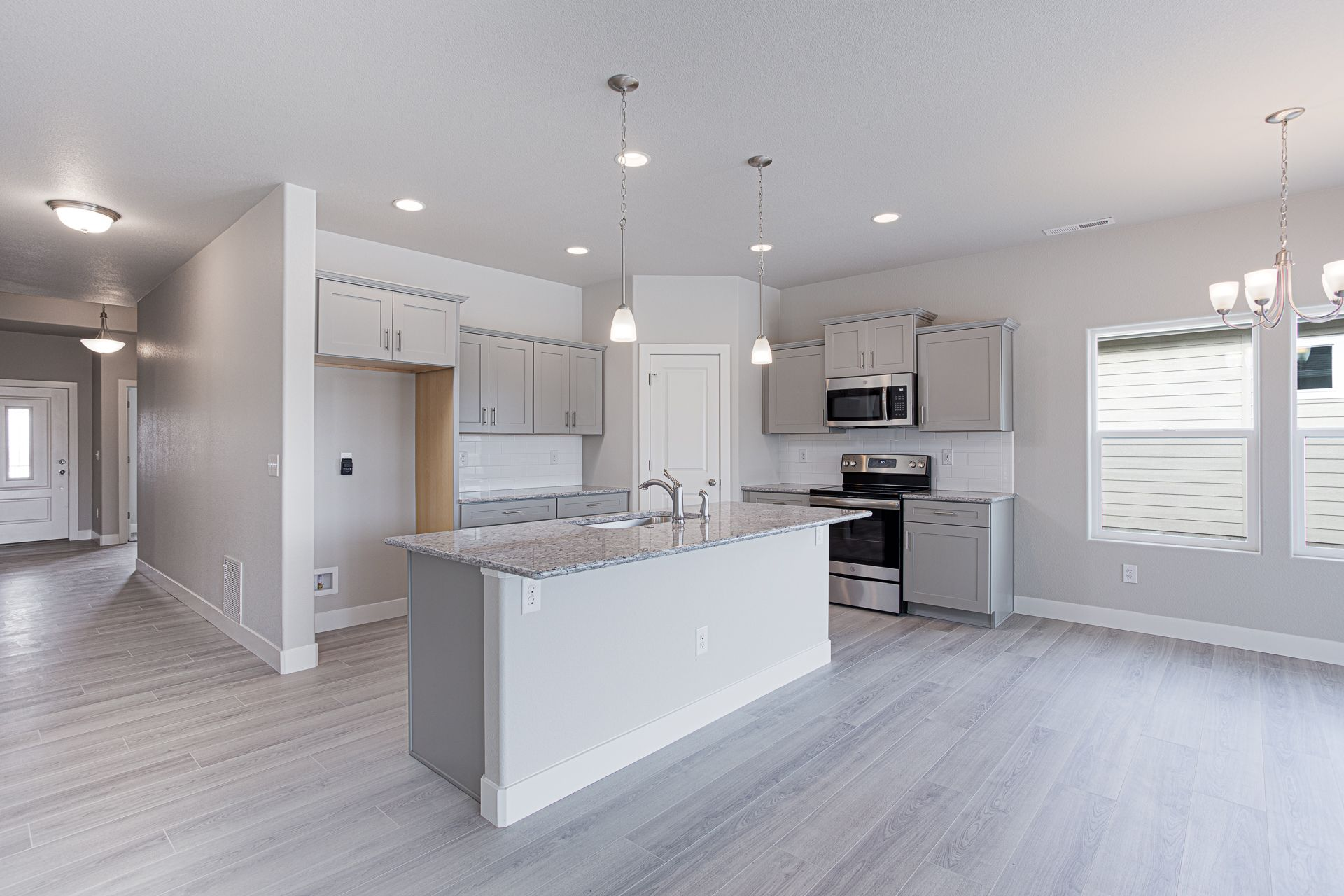 Kitchen featured in The Weisshorn By Challenger Homes in Colorado Springs, CO