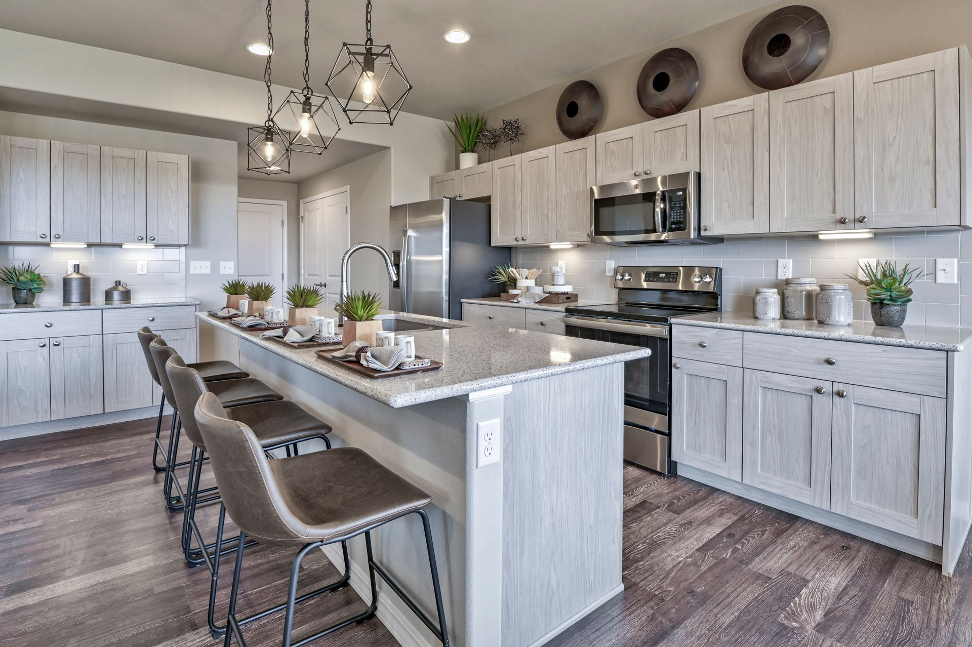 Kitchen featured in The Sydney By Challenger Homes in Colorado Springs, CO