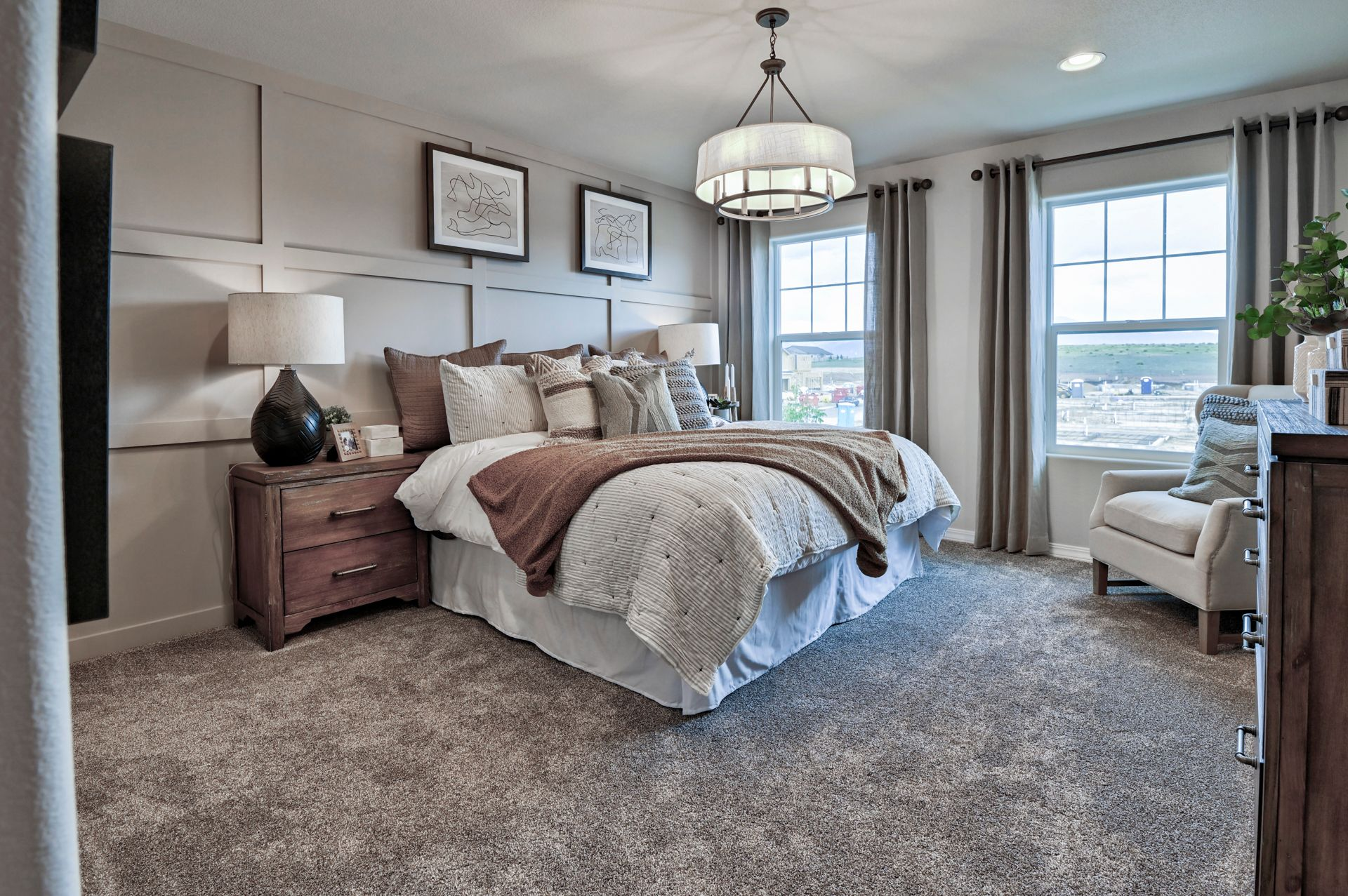 Bedroom featured in The Sydney By Challenger Homes in Colorado Springs, CO