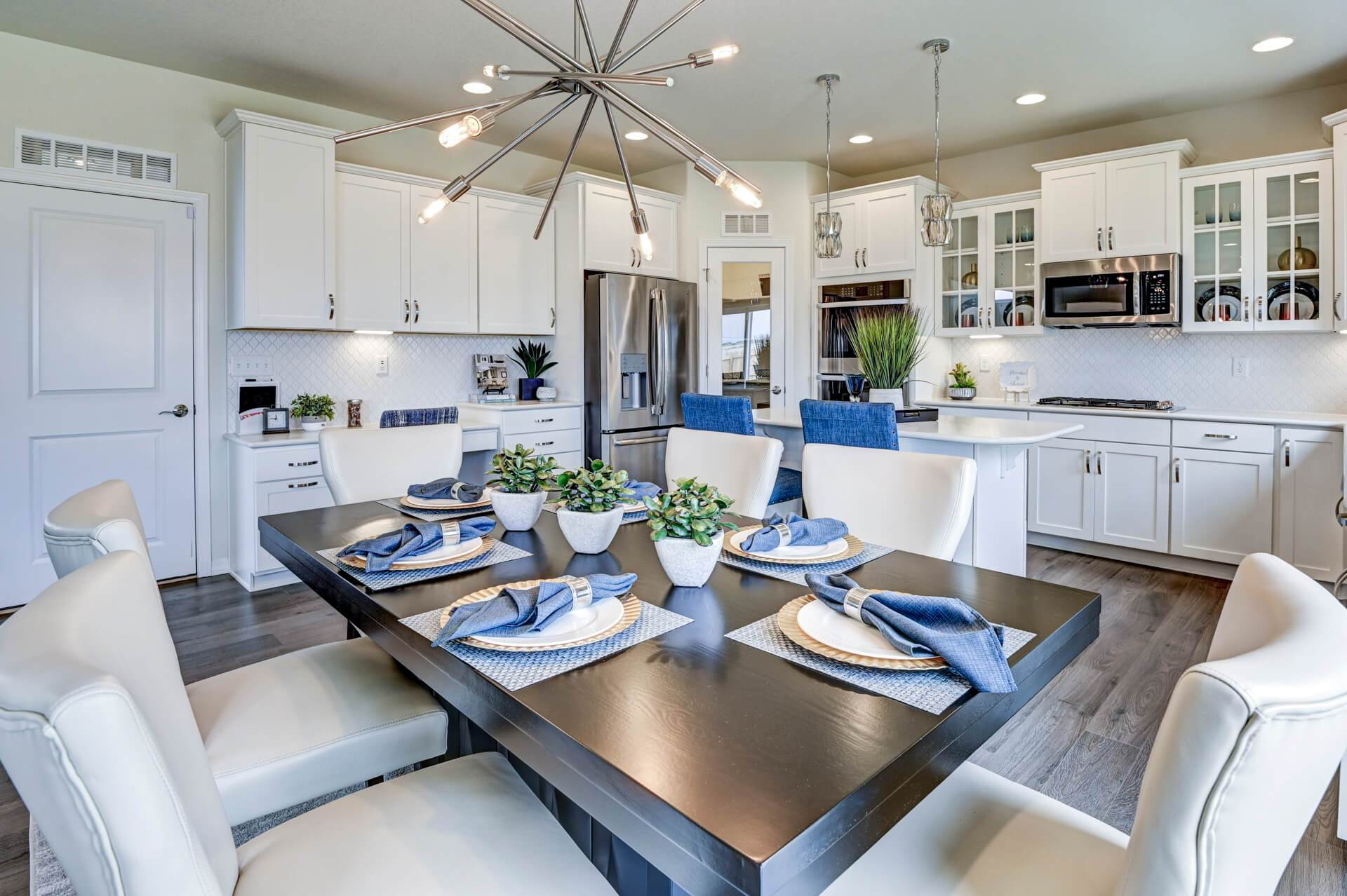 Kitchen featured in The Manchester By Challenger Homes in Colorado Springs, CO