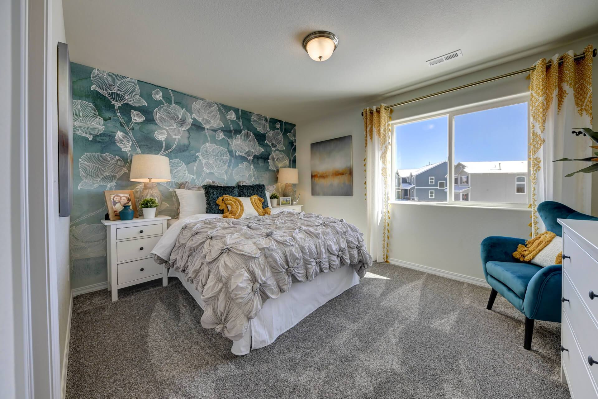 Bedroom featured in The Van Buren By Challenger Homes in Greeley, CO
