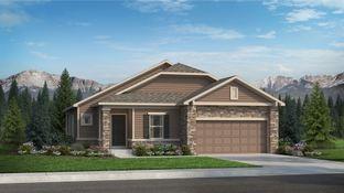 The Savannah - Falcon Meadows at Bent Grass: Peyton, Colorado - Challenger Homes