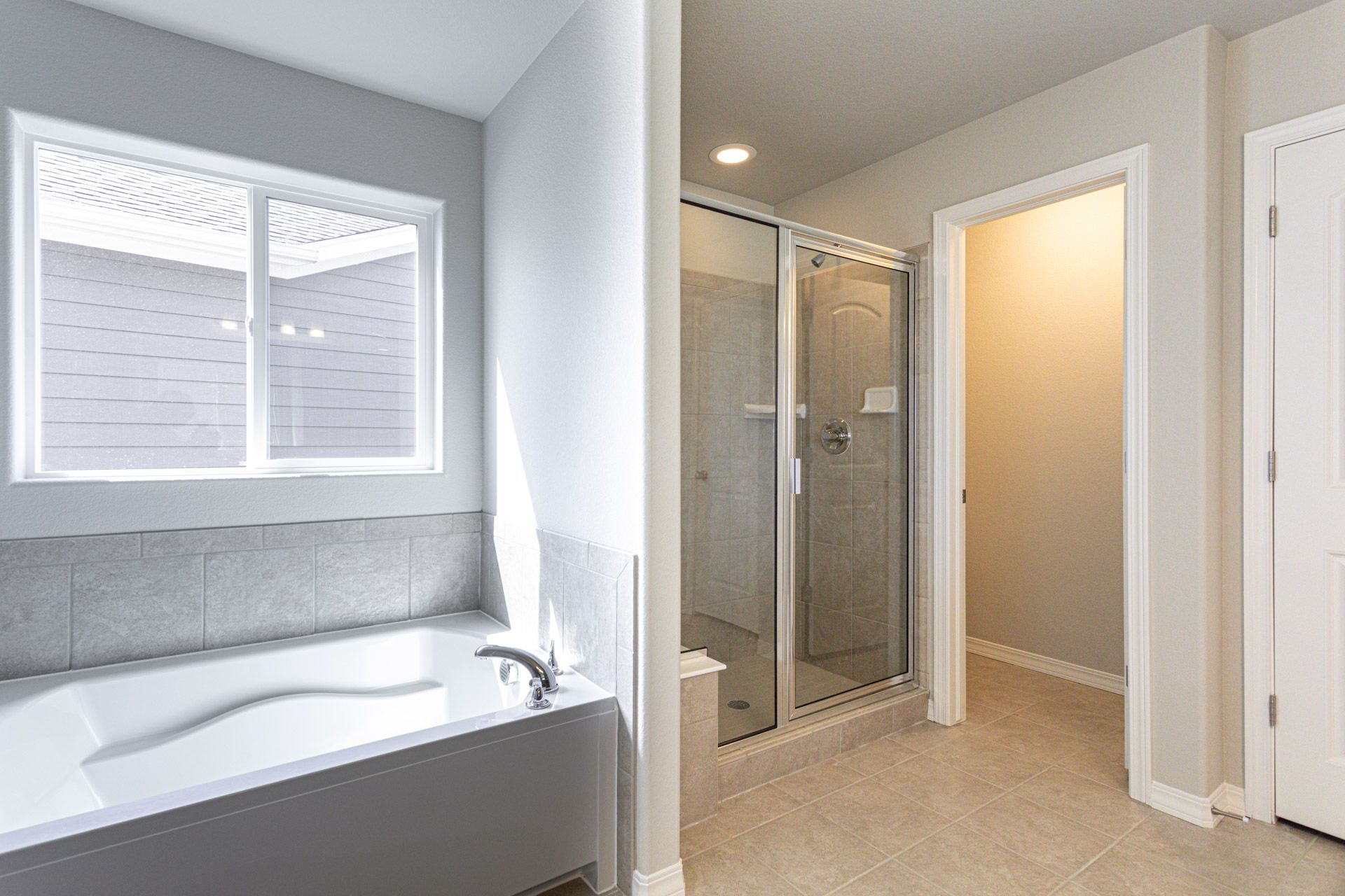 Bathroom featured in The Wilmington By Challenger Homes in Colorado Springs, CO