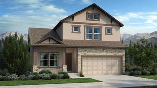 The Taylor - Falcon Meadows at Bent Grass: Peyton, Colorado - Challenger Homes