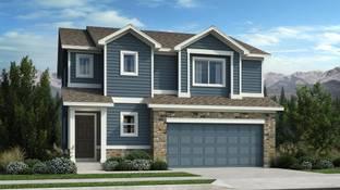 The Madison - Falcon Meadows at Bent Grass: Peyton, Colorado - Challenger Homes