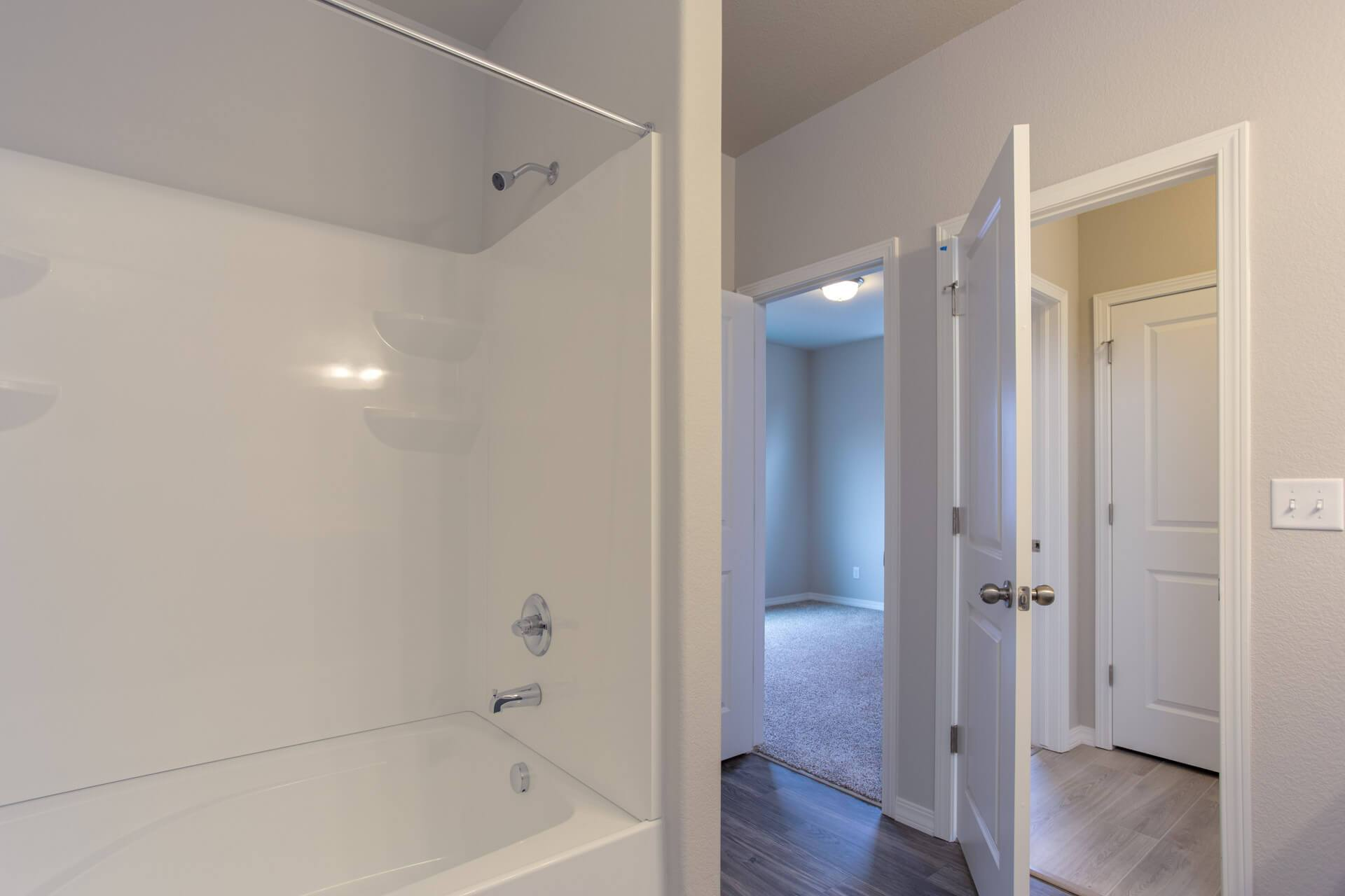 Bathroom featured in The Gladstone By Challenger Homes in Colorado Springs, CO