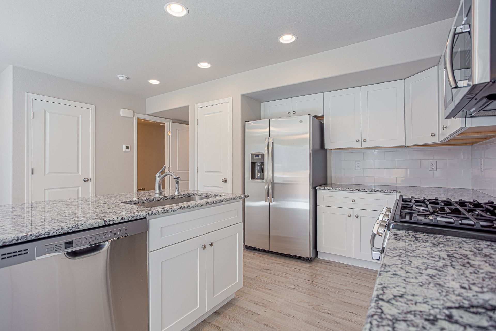Kitchen featured in The Belford By Challenger Homes in Colorado Springs, CO