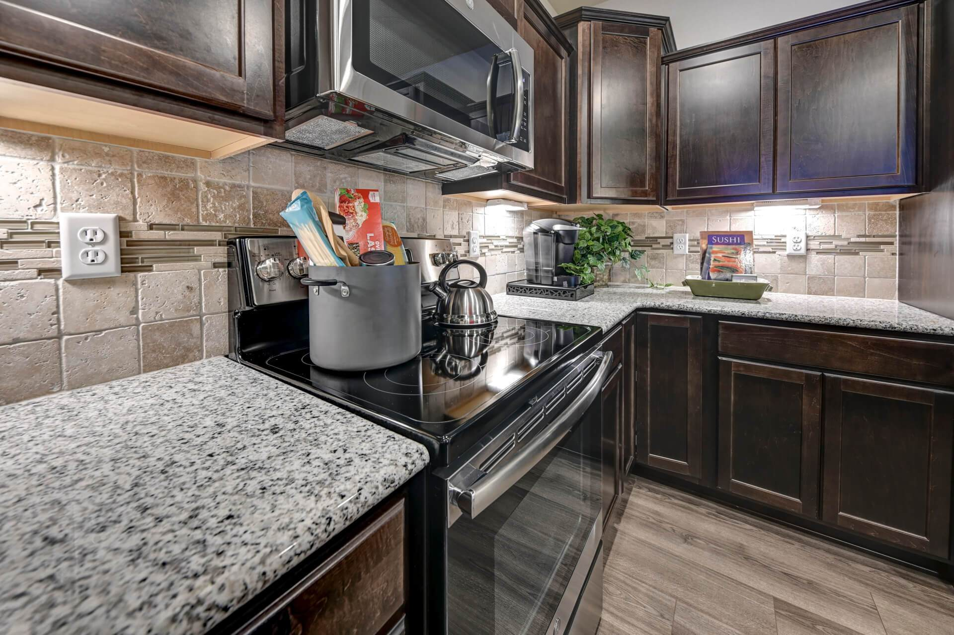 Kitchen featured in The Wexford By Challenger Homes in Colorado Springs, CO