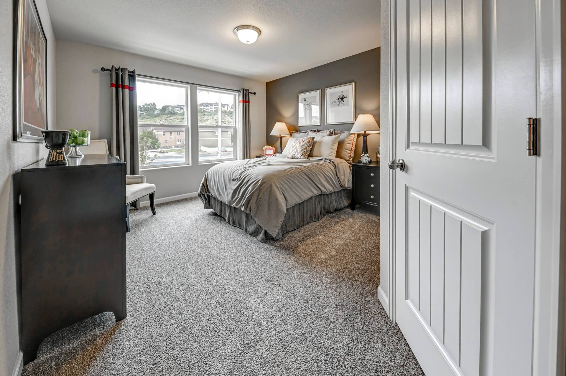 Bedroom featured in The Wexford By Challenger Homes in Colorado Springs, CO