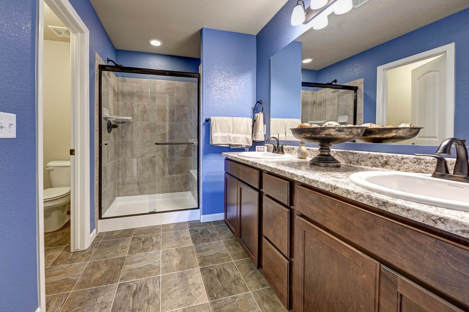 Bathroom featured in The Waterford By Challenger Homes in Colorado Springs, CO