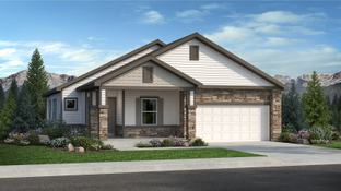 The Savannah - Eagle Brook Meadows: Loveland, Colorado - Challenger Homes
