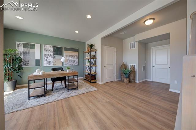 Living Area featured in The Elbrus By Challenger Homes in Colorado Springs, CO