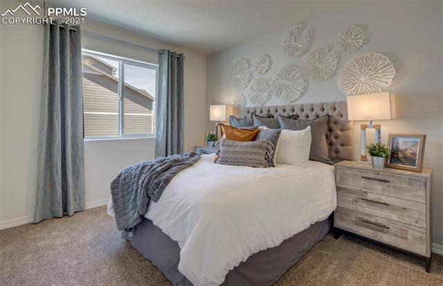 Bedroom featured in The Vinson By Challenger Homes in Colorado Springs, CO