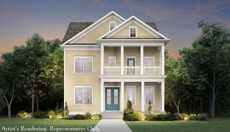 Mccullough In Pineville Nc New Homes Amp Floor Plans By