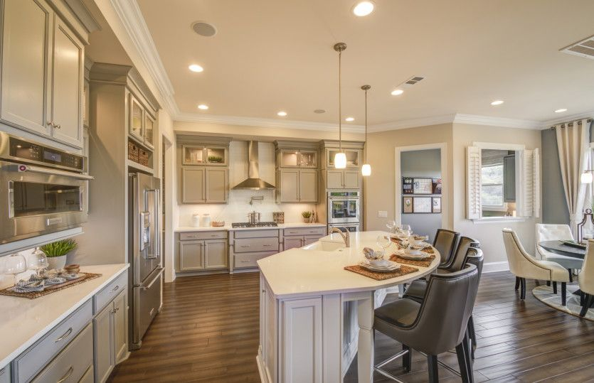 Kitchen-in-Hampton-at-McLean-in-Belmont