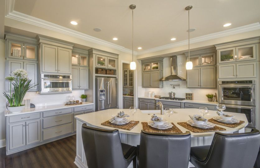 Kitchen-in-Hampton-at-McLean-in-Belmont