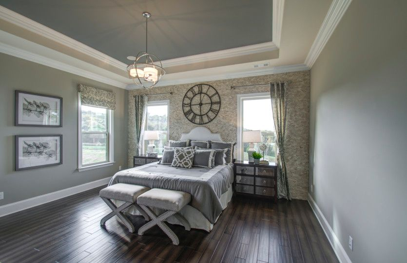 Bedroom featured in the Hampton By John Wieland Homes in Charlotte, NC