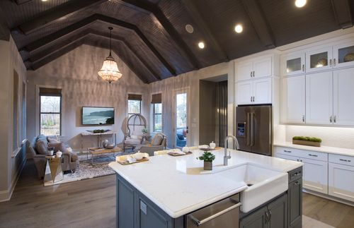 Kitchen-in-St. Marks-at-Gates at Ansley-in-Waxhaw