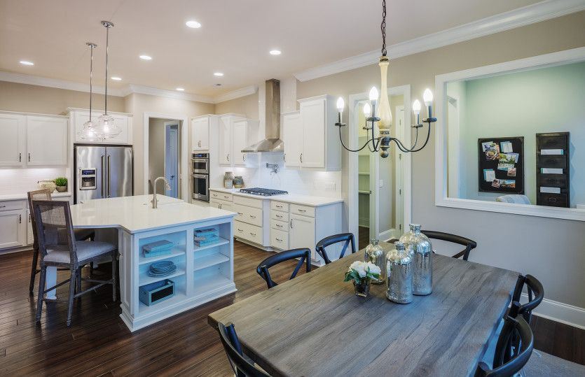 Kitchen-in-Greenbrier-at-McLean-in-Belmont