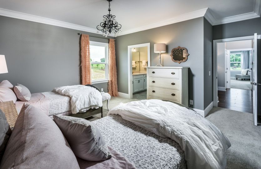 Bedroom featured in the Wakefield By John Wieland Homes in Charlotte, NC