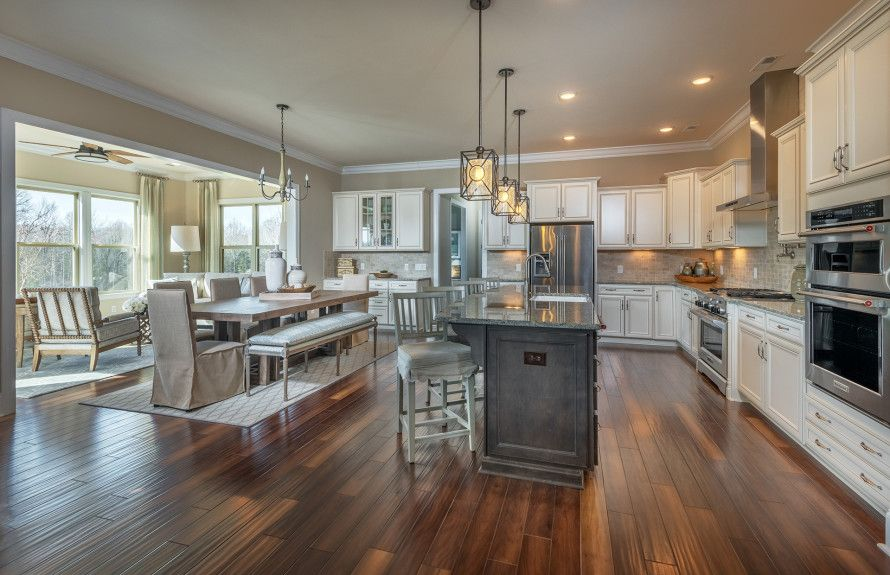 'Cavesson' by JW Homes - North Carolina - The Charlotte Area in Charlotte