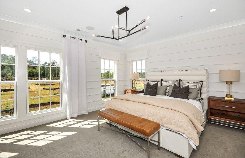 Bedroom featured in the Bainbridge By John Wieland Homes in Charlotte, NC