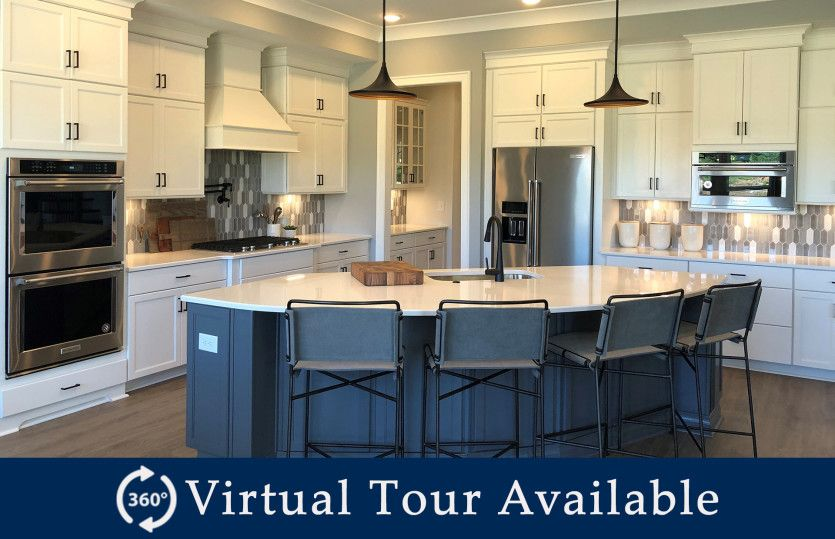 Kitchen featured in the Hampton By John Wieland Homes in Charlotte, NC