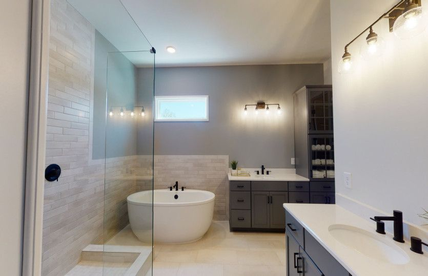 Bathroom featured in the Hampton By John Wieland Homes in Charlotte, NC