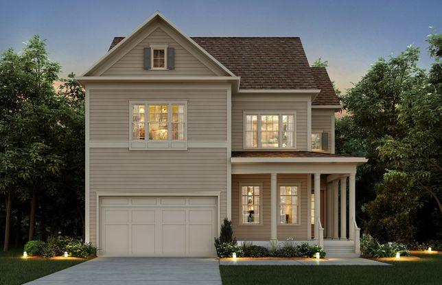 Calder:Home Exterior 1