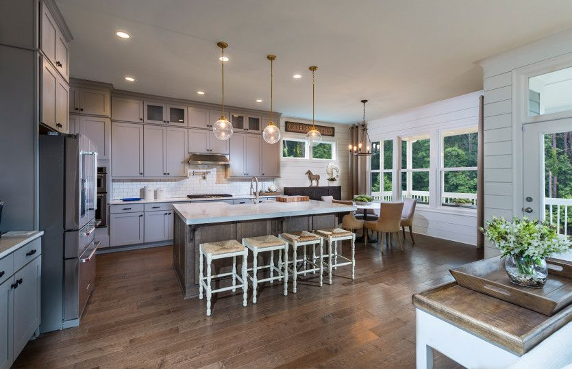 Kitchen featured in the Wallace By John Wieland Homes in Atlanta, GA