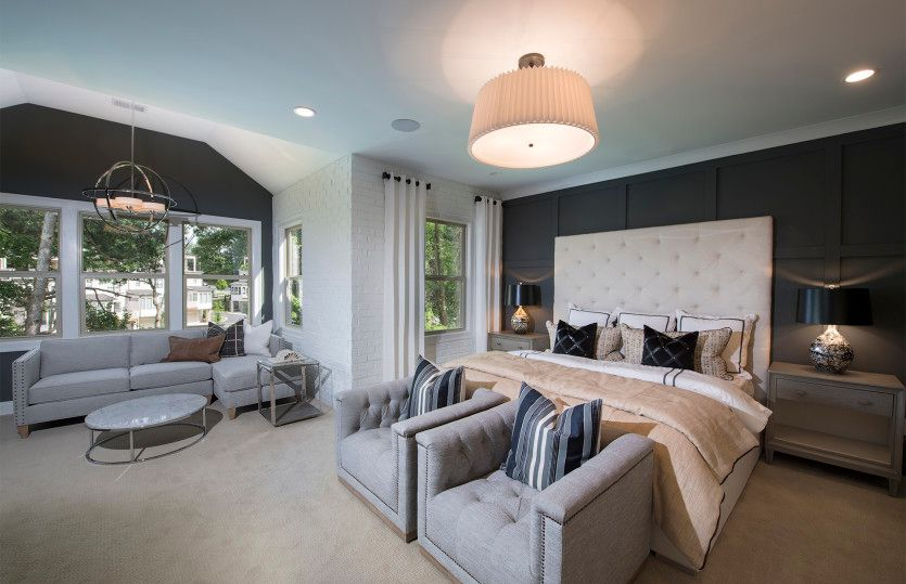 Bedroom featured in the Calder By John Wieland Homes in Atlanta, GA