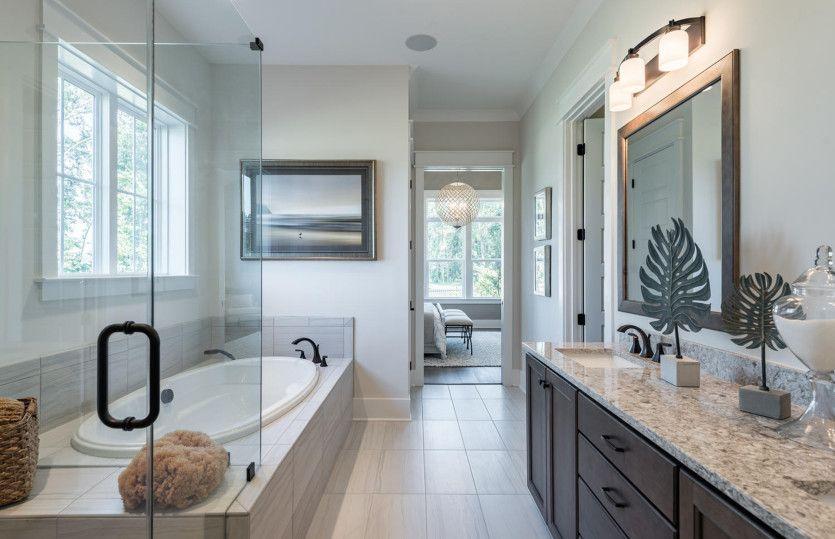 Bathroom featured in the Lanier By John Wieland Homes in Atlanta, GA