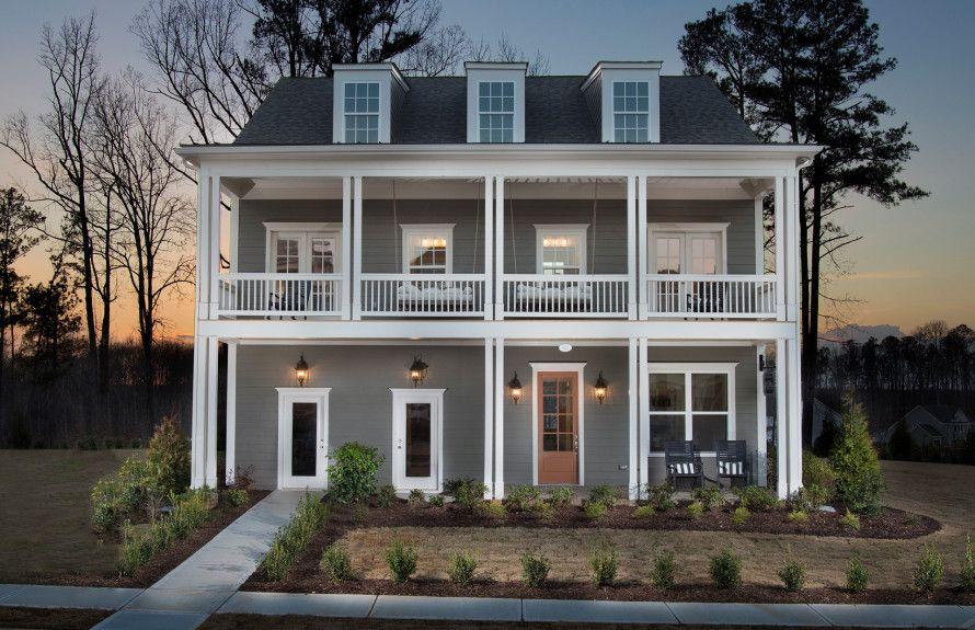'Everton' by JW Homes - Georgia - The Atlanta Area in Atlanta