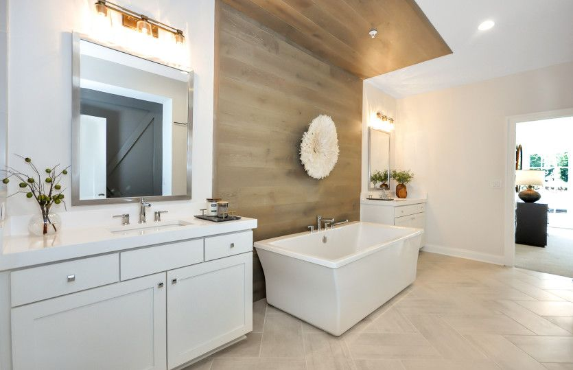 Bathroom featured in the Bainbridge By John Wieland Homes in Atlanta, GA