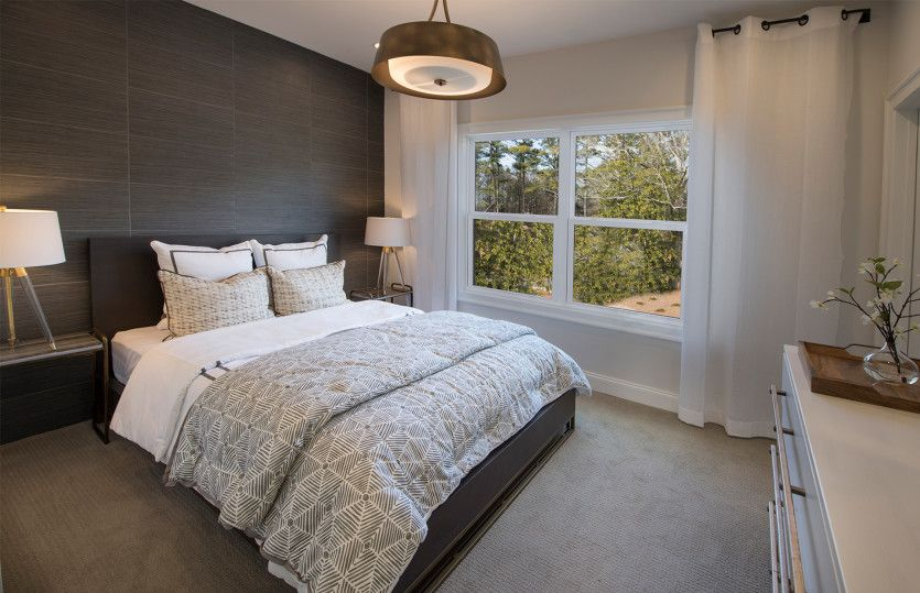 Bedroom featured in the Bainbridge By John Wieland Homes in Atlanta, GA