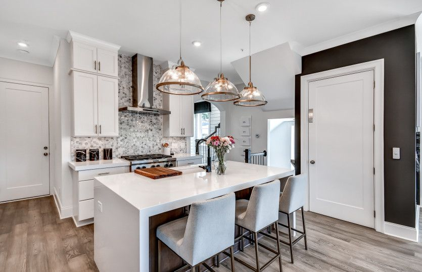 Kitchen featured in the Connelly By John Wieland Homes in Atlanta, GA